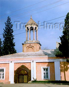 az-ganca20: Ganca / Ganja: Albanian Church - photo by Elnur Hasan - (c) Travel-Images.com - Stock Photography agency - Image Bank