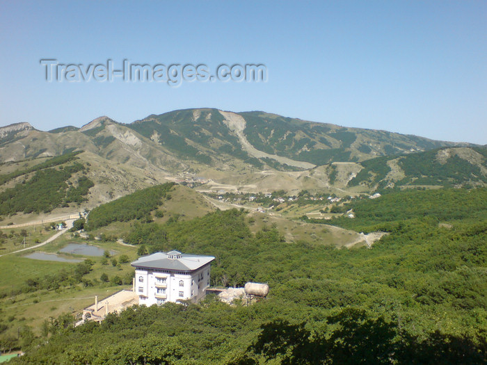 azer195: Azerbaijan - Altyaghach National Park, Xizi rayon: mountains and forest - photo by N.Mahmudova - (c) Travel-Images.com - Stock Photography agency - Image Bank