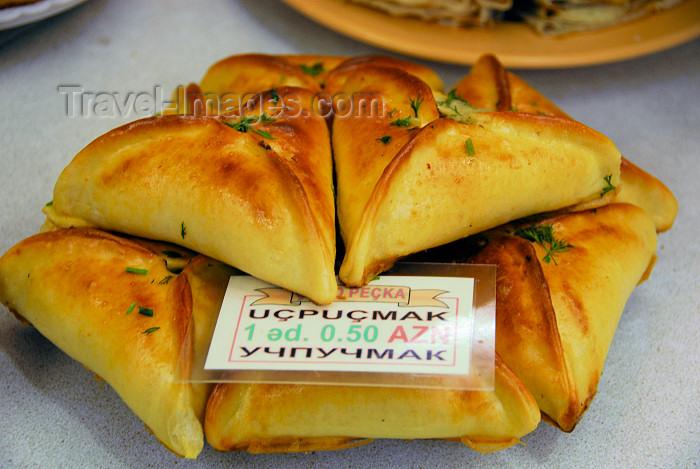 azer309: Azerbaijan - Baku: uçpuçmak - Çudo Peçka bakery - photo by M.Torres - (c) Travel-Images.com - Stock Photography agency - Image Bank