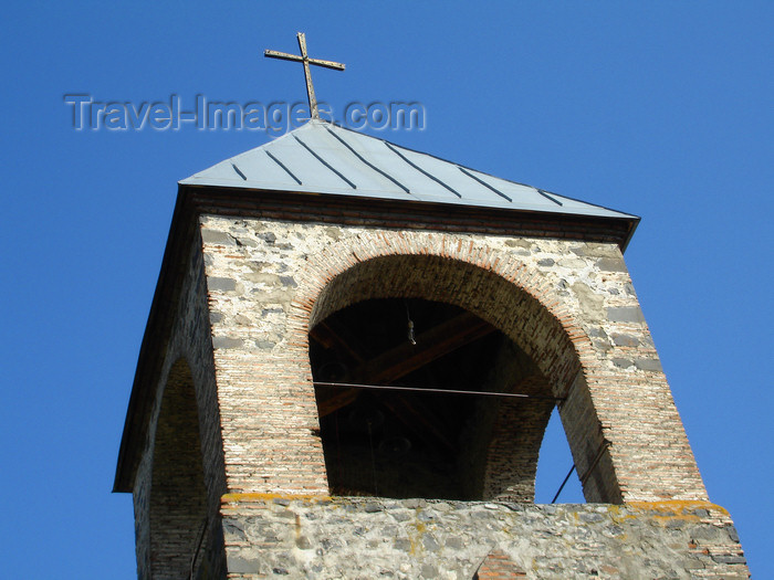 azer480: Azerbaijan - Qax - Georgian Church - belfry - photo by F.MacLachlan - (c) Travel-Images.com - Stock Photography agency - Image Bank