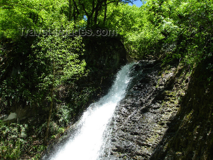 azer501: Vandam, Qabala rayon, Azerbaijan: Yeddi Gozel Shalala, the Seven Beauties Waterfall - F.MacLachlan - (c) Travel-Images.com - Stock Photography agency - Image Bank