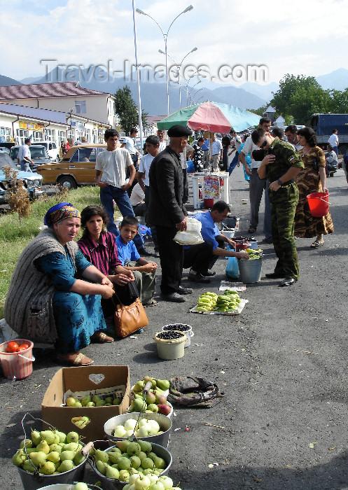 azer504: Qabala, Azerbaijan: bucket bazaar - F.MacLachlan - (c) Travel-Images.com - Stock Photography agency - Image Bank