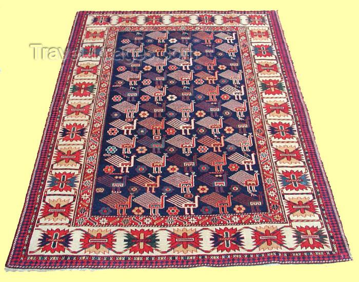 Azeri Carpet Baku Simurg Photo By Vugar Dadashov