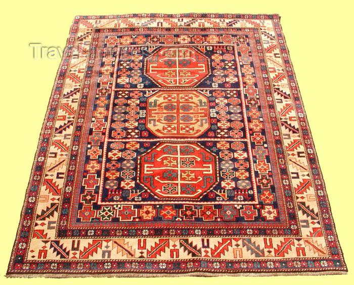 azerbaijan-carpets6: Azerbaijani Carpet: Quba - Orduj (photo by Vugar Dadashov) - (c) Travel-Images.com - Stock Photography agency - Image Bank