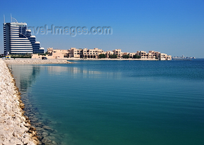 bahrain17: Manama, Bahrain: Elite Resort and Spa and Novotel Al Dana Resort - Sheikh Hamad Causeway - photo by M.Torres - (c) Travel-Images.com - Stock Photography agency - Image Bank