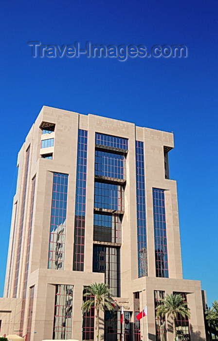 bahrain22: Manama, Bahrain:  Ministry of Finance building - photo by M.Torres - (c) Travel-Images.com - Stock Photography agency - Image Bank