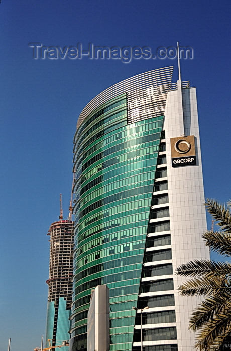 bahrain38: Manama, Bahrain: GB Corp tower, aka BIIC building (Bahrain International Insurance Centre) - King Faisal Highway - photo by M.Torres - (c) Travel-Images.com - Stock Photography agency - Image Bank