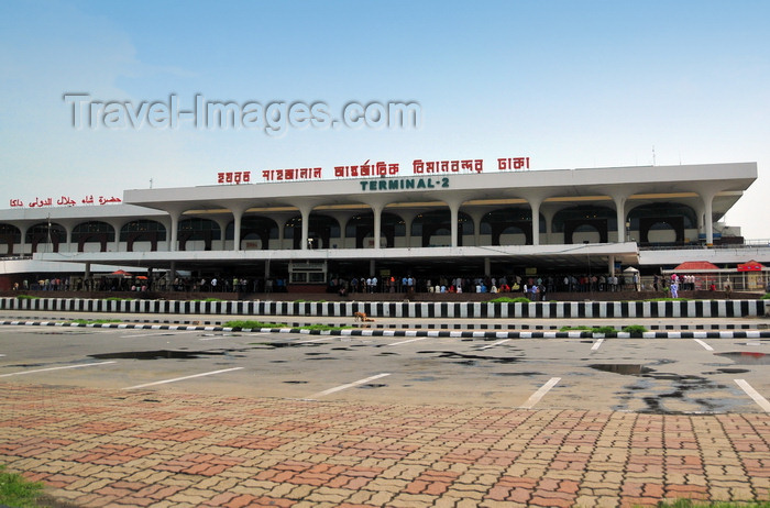 bangladesh2: Dakha / Dacca, Bangladesh: Hazrat Shahjalal International Airport, formerly Zia International Airport - DAC - terminal 2 - photo by M.Torres - (c) Travel-Images.com - Stock Photography agency - Image Bank