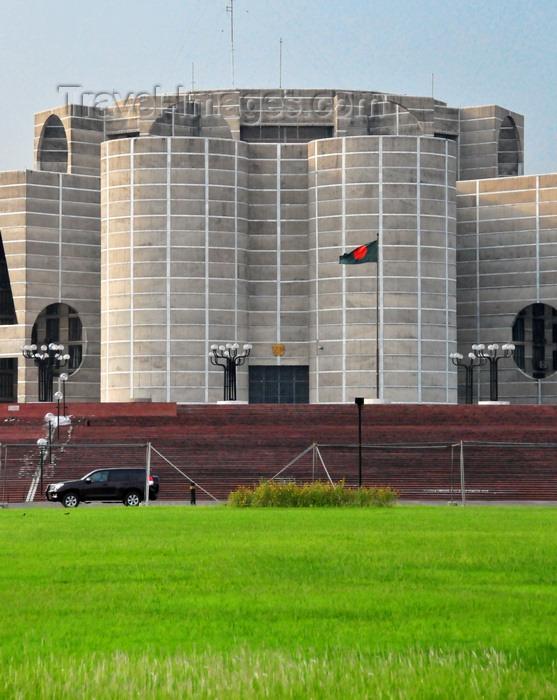 bangladesh7: Dakha / Dacca, Bangladesh: National Assembly of Bangladesh - Sher-e-Bangla Nagar - Tejgaon - photo by M.Torres - (c) Travel-Images.com - Stock Photography agency - Image Bank