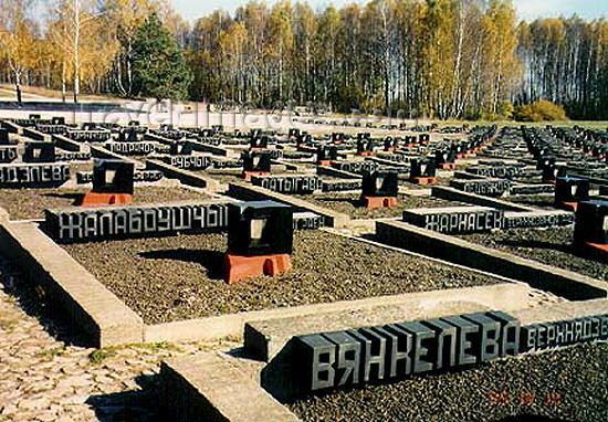 belarus18: Belarus - Khatyn, Lahojsk district, Minsk Voblast,: graveyard of villages - commemorating 186 villages annihilated during WWII and never rebuilt - photo by G.Frysinger - (c) Travel-Images.com - Stock Photography agency - Image Bank