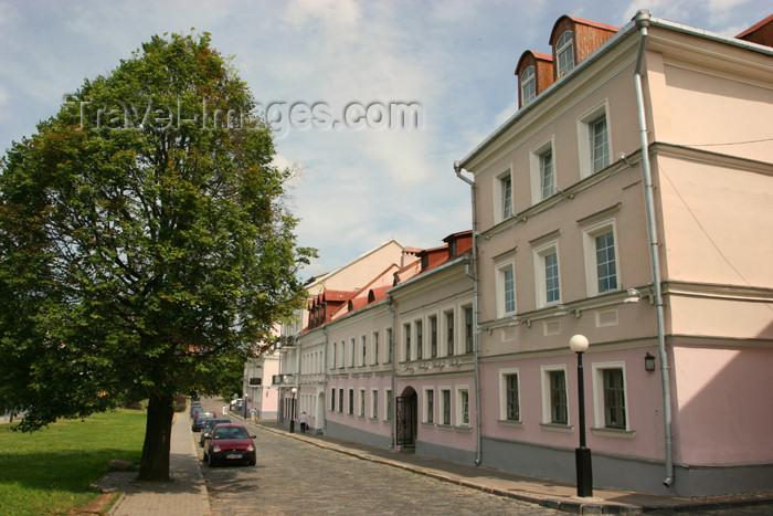 belarus52: Belarus - Belarus - Minsk - façades in Troitskoye Predmestie, the 'Trinity quarter' - photo by A.Stepanenko - (c) Travel-Images.com - Stock Photography agency - Image Bank
