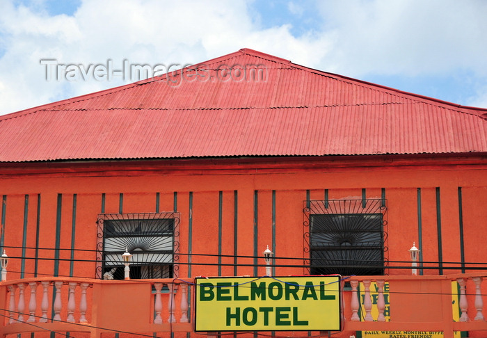 belize55: San Ignacio, Cayo, Belize: Belmoral hotel - Burns Avenue - photo by M.Torres - (c) Travel-Images.com - Stock Photography agency - Image Bank