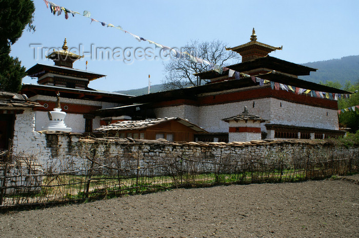 bhutan103: Bhutan - Paro dzongkhag - Kyichu Lhakhang, near Paro - one of the oldest monasteries in Bhutan - built in the 7th century - photo by A.Ferrari - (c) Travel-Images.com - Stock Photography agency - Image Bank