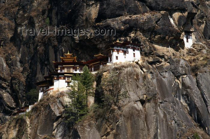 bhutan129: Bhutan - Paro dzongkhag - Taktshang Goemba - the most famous  monastery in Bhutan - photo by A.Ferrari - (c) Travel-Images.com - Stock Photography agency - Image Bank
