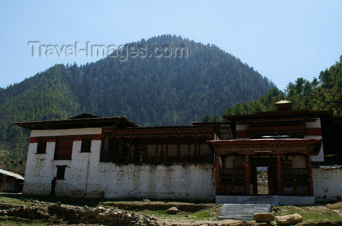 bhutan160: Bhutan - Haa Trasang - photo by A.Ferrari - (c) Travel-Images.com - Stock Photography agency - Image Bank