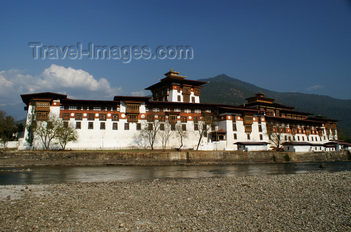 bhutan264: Bhutan - Punakha Dzong - photo by A.Ferrari - (c) Travel-Images.com - Stock Photography agency - Image Bank
