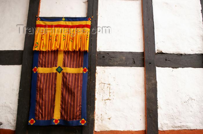 bhutan49: Bhutan - Jakar - The door of the altar room - Jakar Dzong - photo by A.Ferrari - (c) Travel-Images.com - Stock Photography agency - Image Bank
