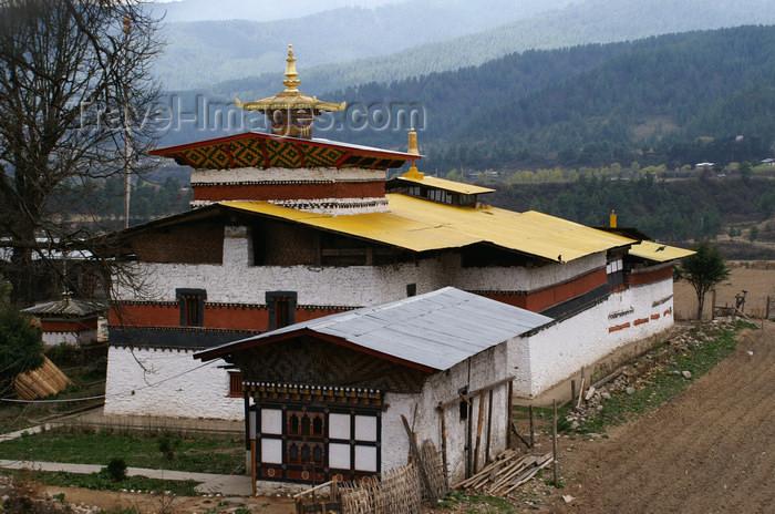 bhutan5: Bhutan - Tamshing Goemba monastery - established in 1501 by Pema Lingpa. - photo by A.Ferrari - (c) Travel-Images.com - Stock Photography agency - Image Bank