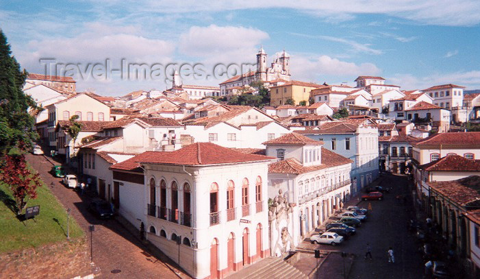 brazil1: Brazil / Brasil - Ouro Preto: Colonial city | Cidade Colonial - Minas Gerais - UNESCO world heritage - patrimonio da humanidade - photo by M.Torres - (c) Travel-Images.com - Stock Photography agency - Image Bank