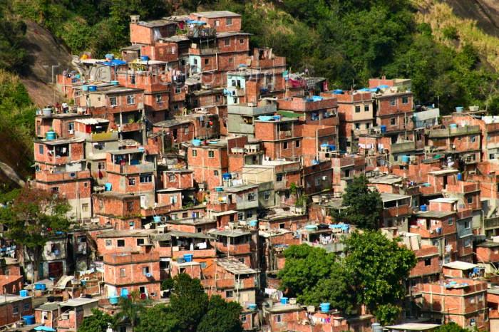 brazil150: Brazil / Brasil  Rio de Janeiro: Favela da Rocinha  slum