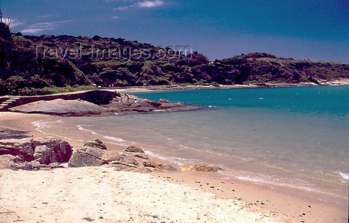 brazil410: Armação dos Búzios, RJ, Brazil: one of 23 beaches | uma de 23 praias  - photo by L.Moraes - (c) Travel-Images.com - Stock Photography agency - Image Bank