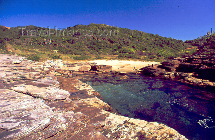 brazil422: Armação dos Búzios, RJ, Brazil: small cove | pequena enseada - photo by L.Moraes - (c) Travel-Images.com - Stock Photography agency - Image Bank