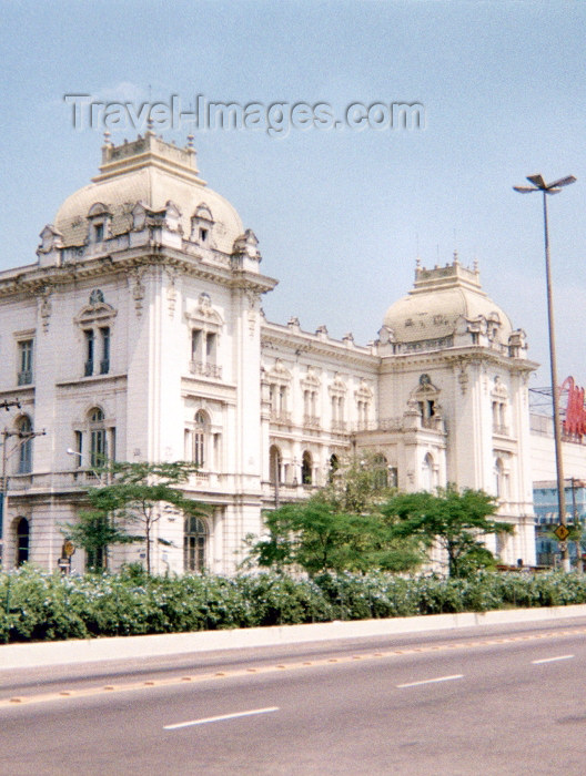 brazil47: Brazil / Brasil - Niterói: the old post office - EBCT - Prédio Central da Empresa Brasileira de Correios e Telégrafos - EBCT - photo by M.Torres - (c) Travel-Images.com - Stock Photography agency - Image Bank