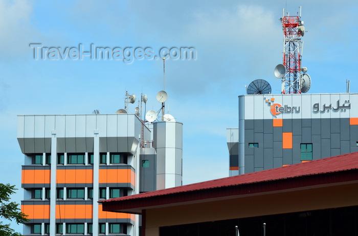 Bandar Seri Begawan, Brunei Darussalam: Telephone House, the