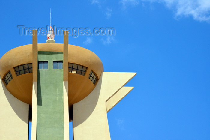 burkina-faso23: Ouagadougou, Burkina Faso: observation platform of the Martyr's Monument aka Monument to the National Heroes, Ouaga 2000 quarter, an elite diplomatic and residential area - photo by M.Torres - (c) Travel-Images.com - Stock Photography agency - Image Bank