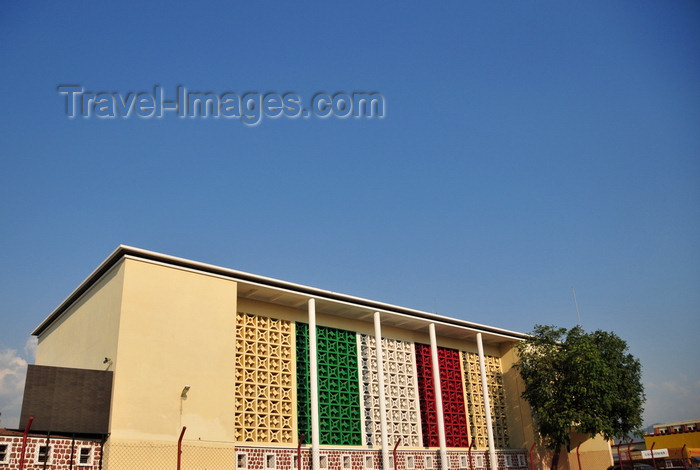 burundi23: Bujumbura, Burundi: Place of Arts and Culture - Palais des arts et de la culture - photo by M.Torres - (c) Travel-Images.com - Stock Photography agency - Image Bank