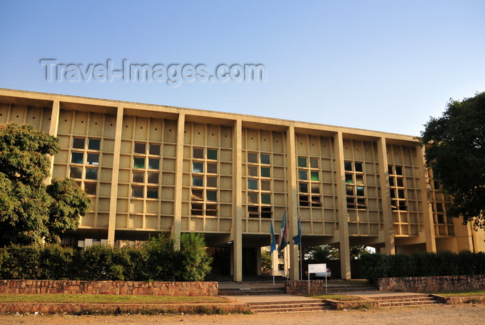 burundi29: Bujumbura, Burundi: government building - photo by M.Torres - (c) Travel-Images.com - Stock Photography agency - Image Bank