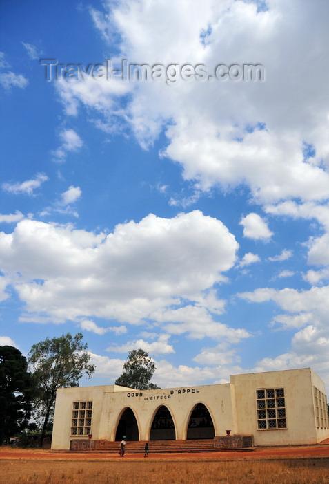 burundi54: Gitega / Kitega, Burundi: Court of Appeal - Place de la révolution - Cour d'Appel - photo by M.Torres - (c) Travel-Images.com - Stock Photography agency - Image Bank