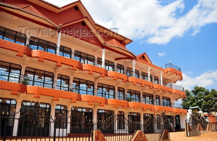 burundi56: Gitega / Kitega, Burundi: Hotel Helena - photo by M.Torres - (c) Travel-Images.com - Stock Photography agency - Image Bank