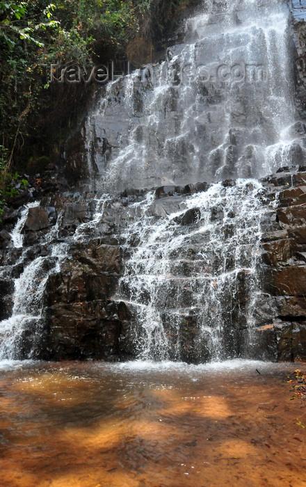 burundi72: Kagera Falls / Chutes de la Karera, Rutana province, Burundi: UNESCO World Heritage Tentative List - photo by M.Torres - (c) Travel-Images.com - Stock Photography agency - Image Bank