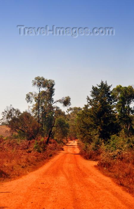 burundi79: Rutana province, Burundi: African dirt road - photo by M.Torres - (c) Travel-Images.com - Stock Photography agency - Image Bank