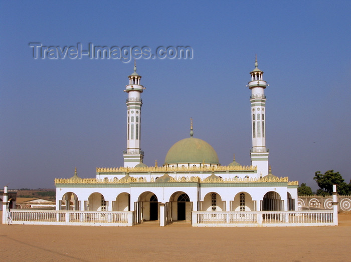 cameroon38: N'Gaoundéré, Cameroon: the Friday Mosque - Grande Mosquée - photo by B.Cloutier - (c) Travel-Images.com - Stock Photography agency - Image Bank
