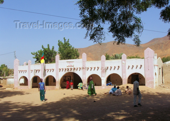 cameroon39: Maroua, Cameroon: Lamidat of Maroua - photo by B.Cloutier - (c) Travel-Images.com - Stock Photography agency - Image Bank