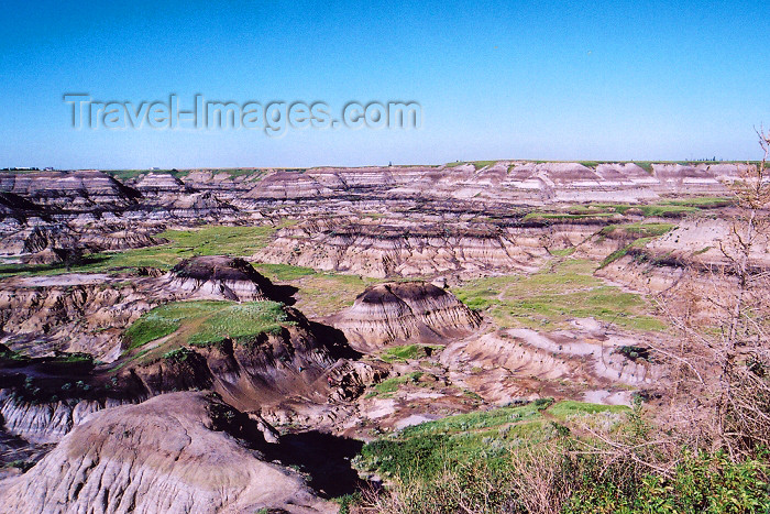 canada218: Canada / Kanada - Horseshoe canyon, Alberta - photo by M.Torres - (c) Travel-Images.com - Stock Photography agency - Image Bank