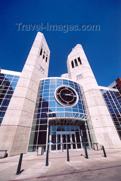 canada234: Canada / Kanada - Edmonton, Alberta: Grant MacEwan building - University - photo by M.Torres - (c) Travel-Images.com - Stock Photography agency - Image Bank