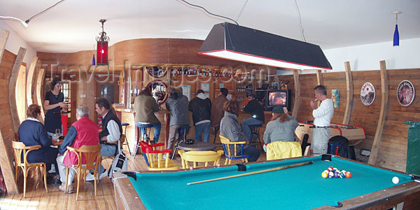 canada321: Tadoussac (Quebec): bar - photo by B.Cloutier - (c) Travel-Images.com - Stock Photography agency - Image Bank