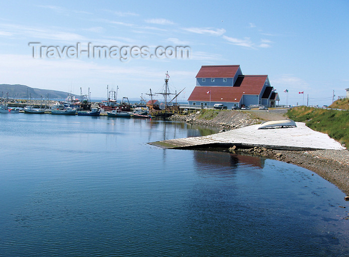 canada334: Canada / Kanada - Bonavista, Newfoundland: waterfront - photo by B.Cloutier - (c) Travel-Images.com - Stock Photography agency - Image Bank