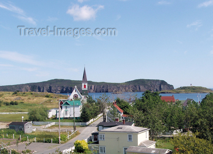 canada336: Canada / Kanada - Trinity, Newfoundland: general view - photo by B.Cloutier - (c) Travel-Images.com - Stock Photography agency - Image Bank