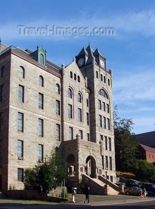 canada339: Canada / Kanada - St-John's, Newfoundland: town hall - photo by B.Cloutier - (c) Travel-Images.com - Stock Photography agency - Image Bank