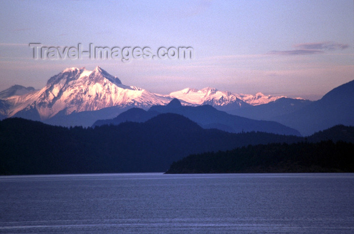 canada43: Canada / Kanada - Vancouver: mountains - photo by F.Rigaud - (c) Travel-Images.com - Stock Photography agency - Image Bank