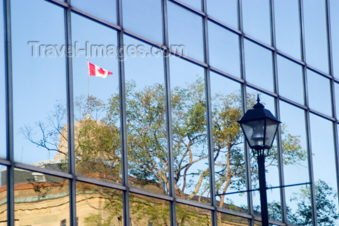 canada444: Scenic views of buildings in downtown Halifax, Noca Scotia, Canada - photo by D.Smith - (c) Travel-Images.com - Stock Photography agency - Image Bank