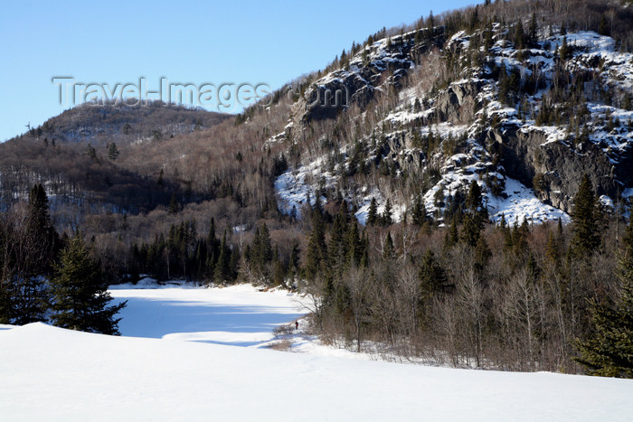 canada485: Canada - Ontario - Searchmont - Northern Ontario: winter - photo by R.Grove - (c) Travel-Images.com - Stock Photography agency - Image Bank