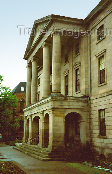 canada58: Charlottetown, PEI - Canada / Kanada: Province house - Legislative Assembly of Prince Edward Island - designed by Issac Smith - photo by G.Frysinger - (c) Travel-Images.com - Stock Photography agency - Image Bank