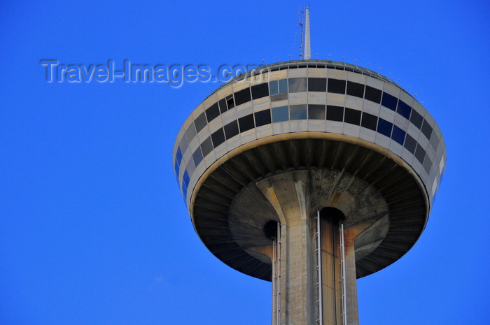 canada695: Niagara Falls, Ontario, Canada: Skylon Tower - 160 metres tall structure overlooking both American Falls and Horseshoe Falls - photo by M.Torres - (c) Travel-Images.com - Stock Photography agency - Image Bank