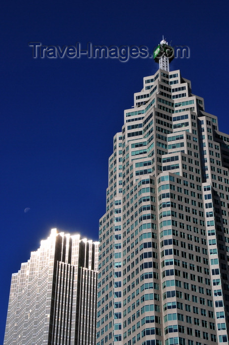 canada705: Toronto, Ontario, Canada: Brookfield Place - TD Canada Trust Tower - Royal Bank Plaza on the left - Financial District - photo by M.Torres - (c) Travel-Images.com - Stock Photography agency - Image Bank