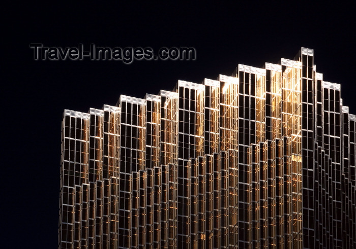 canada715: Toronto, Ontario, Canada: Royal Bank Plaza - gold was used as a thermal insulator - curtain wall facade reflecting the sun - Financial District - photo by M.Torres - (c) Travel-Images.com - Stock Photography agency - Image Bank